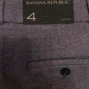 NEW TAGS ON Banana Republic Beautiful Logan Pants!